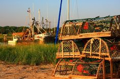 Rock harbor Orleans cape cod ma.- great little spot to see sunsets