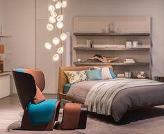 49 Cozy Small Bedroom Design For Your Son - decortip New Bathroom Designs, Small Bedroom Designs, Small Room Design, Modern Bathroom Design, Dream Home Design, Home Interior Design, Bedroom Green, Bedroom Decor, Bedroom Ideas