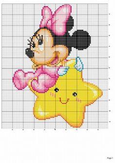 Schemi punto croce disney - Disney 6 : Album - alFemminile.com : Album - alFemminile.com -