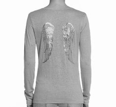 angel wings by Berenice..