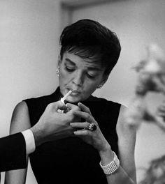 "Harry Benson   Judy Garland, Copenhagen   1965""I wanted…"
