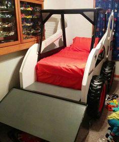 Bobcat bed