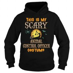 ANIMAL CONTROL OFFICER  SCARY COSTUME T-SHIRTS, HOODIES, SWEATSHIRT (42.95$ ==► Shopping Now)