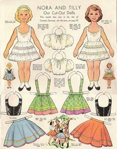 Nora & Tilly Paper Doll_6