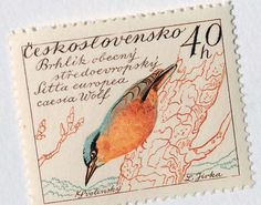 In my mind, this set of 1959 Czechoslovakian postage stamps designed by painter, illustrator, lettering artist, teacher and stage designer Karel Svolinsky (1896-1986) and engraved by Jirka Ladislav, are some of the most beautiful I've seen.