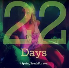 #SpringBreakers Countdown http://ashbenson.me/1dssvw
