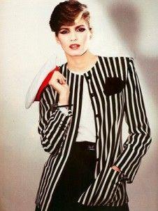 Giorgio Armani - 80s Fashion