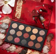 Finally limited edition Mulan Disney Colour pop. Waiting for my eyeshadow palette  #mulan #disney #makeup #ad