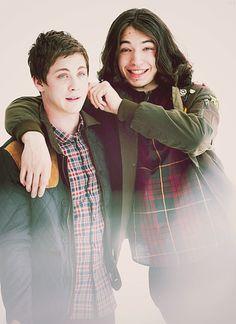Logan & Ezra