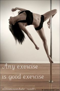 Any exercise is good exercise.