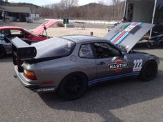 1987 Porsche 944 Turbo Race Car For Sale - Fast In Fast Out