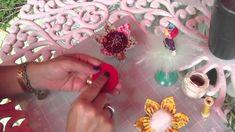 Sillón a mano alfiletero casa de muñecas tijeras botón box se adapta a tilda Selecc..