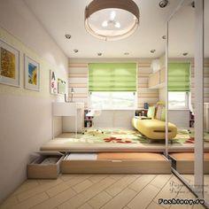 Счастливое детство: каким должен быть интерьер детской комнаты