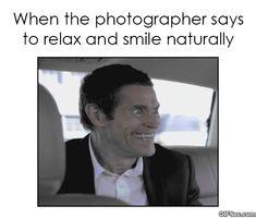 Relatable Smile Reaction GIF - www.gifsec.com