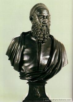 """Busto di Bindo Altoviti"", Boston, Isabella Stewart Gardner Museum, 1549."