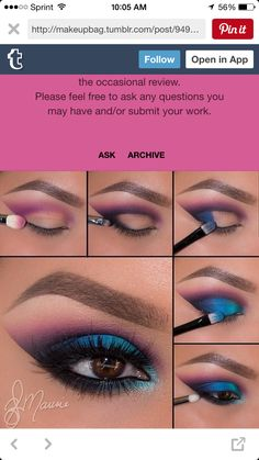 Want to learn more color application techniques? Want to have your own personal beauty consultant? It's like celebrity status!!! Contact me at www.marykay.com/snydercris I would love to give you royalty treatment!