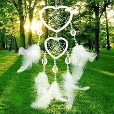 Dream Catcher With Feather Small Heart Wall Car Hanging Home Decor Wall Hanging Crafts, Woven Wall Hanging, Tapestry Wall Hanging, Wall Hangings, Buy Dream Catcher, Feather Dream Catcher, Photo Ledge, Mirror Photo Frames, Diy Gifts For Men