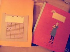 Korean notebooks