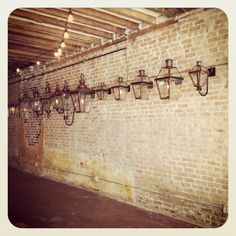 Bevolo Hand Forged Lanterns New Orleans