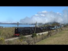 Over the weekend of September & Mainline Steam ran ther 2 day Midland Mountaineer excursion from the city of Christchurch on the South Island's. Weekend Is Over, West Coast, New Zealand, Train, Island, City, Islands, Cities, Strollers