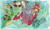 Dibujos : Diana Aisenberg / SITIO EN CONSTRUCCION