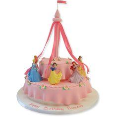 10 εξαιρετικες τουρτες με πριγκιπισσες -10 gorgeous princess birthday cakes!