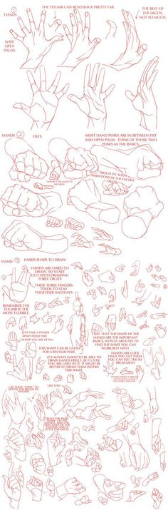 Drawing Tutorial Hand Design Reference 17 Ideas For 2019 Drawing Skills, Drawing Lessons, Drawing Techniques, Drawing Tips, Drawing Hands, Drawing Ideas, Hand Reference, Anatomy Reference, Drawing Reference