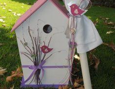 craftroom ξύλινο κουτί περιστερώνας από το σετ βάπτισης πουλάκι και ασορτί λαμπάδα για κοριτσάκι