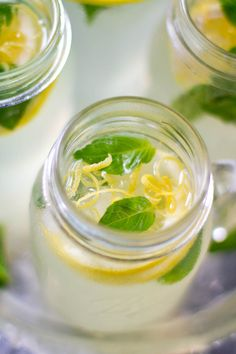 Basil Lemonade - use fresh basil for a different take on traditional picnic drinks.  Add some Durham-based Brothers Vilgalys Krupnikas a little extra spice.
