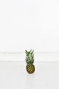 "Pineapple - ""even nothing is something"" 