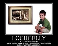 HUTCHISON FAMILY LOCHGELLY