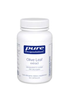 Pure-Encapsulations-Olive-Leaf-extract-500-mg-60-vcaps-OL6-NNE-Exp-2-18-SD