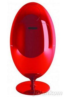 kosz do segregacji Ovetto - kolor czerwony lśniący http://www.prodekol.sklepna5.pl/pkat/39/ovetto-kosze-do-segregacji-odpadow.html
