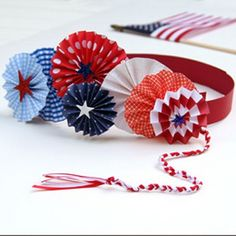 4th of july crafts | Quick and Easy 4th of July Craft Ideas | Family Holiday