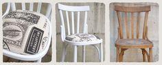 Decorare vecchie sedie: recuperare una sedia