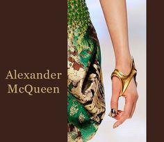 jewelry alexander mcqueen - Google zoeken