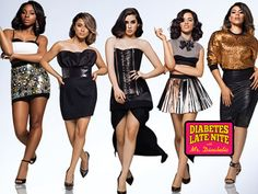 Fifth Harmony is inspiring us to talk about self-worth on Diabetes Late Diabetes Late Nite's 5th Year Anniversary podcast featuring the 'Best of the Best' LISTEN: http://www.blogtalkradio.com/divatalkradio1/2015/07/14/diabetes-late-nite-inspired-by-fifth-harmony