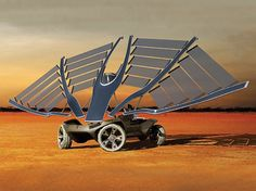 Helios – Solar-powered car serves as a powerhouse when you are not driving