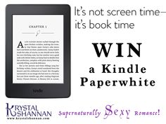 #Kindle #Paperwhite #Giveaway
