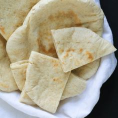 Homemade pita bread: very easy, straightforward and not as intimidating as I thought. Enjoy fresh from the oven pita at home.