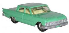 #diecast #Dinky 148 Ford Fairlane new or updated at www.diecastplus.info