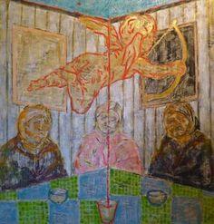 Original Abstract Painting by Szabina Gore Original Art, Original Paintings, Abstract Art, Abstract Expressionism, Surrealism, Buy Art, Saatchi Art, Canvas Art, Symbols