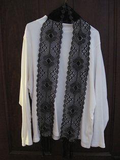 Ravelry: dianelaces' bobbin lace scarf