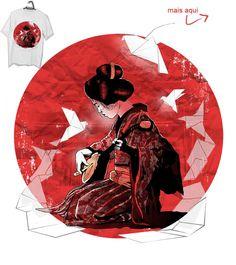 Estampa 'Origami' no Camiseteria.com. Autoria de rodisley jose da silva http://cami.st/d/53252 Votem!