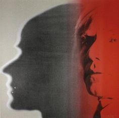 The Shadow | Andy Warhol, The Shadow (1981)
