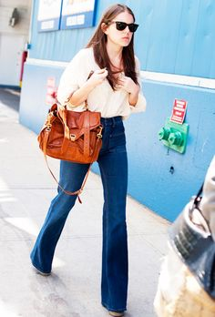 The Jean Style That Looks Good on Everyone (Really) via @WhoWhatWear