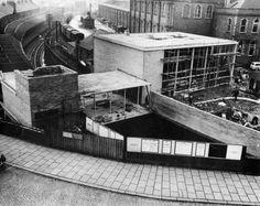 building Tay Bridge Station