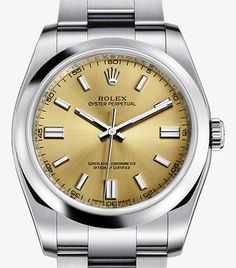 Rolex Oyster Perpetual 36mm White Grape Watch - 116000