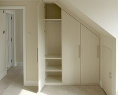 Contemporary Loft Storage