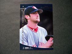 2006 Tristar Prospects Plus #67 Nick Adenhart Angels NM/MT